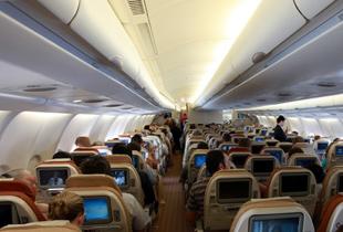 航空座椅触摸屏案例