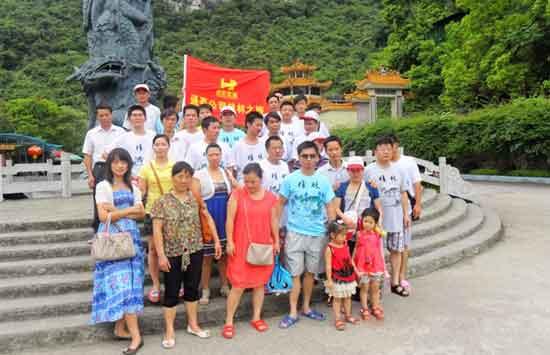 2011优秀员工桂林之旅
