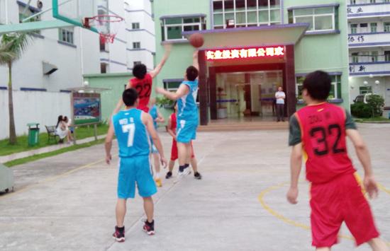 2014篮球比赛