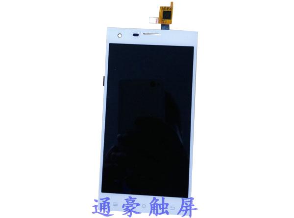 4.5寸单层多点电容屏+CLM全贴合